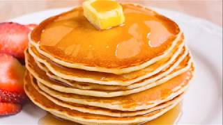 BASIC PANCAKE RECIPE by Bluebell Recipes