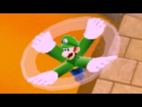 Super Luigi Galaxy Walkthrough - Part 25 - Purple Coin Missions (2/3)