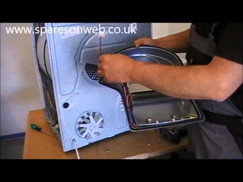Video guide to fixing your tumble dryer: How to replace the heating element