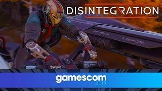Disintegration - FULL Reveal Presenation | Gamescom 2019 | Opening Night Live