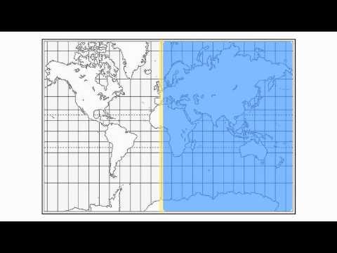 Latitude and Longitude Hommocks Earth Science Department
