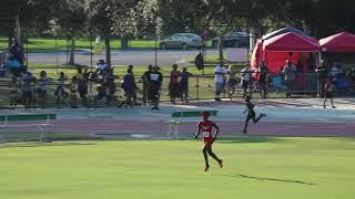 Ttb Track Club (trayvon Bromell Inv. Tampa, Fl.) Kyel 400m Lane1 5-18-19