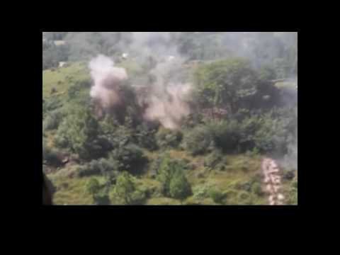 Indian Army massive Assault on Pakistan Rangers Part 2
