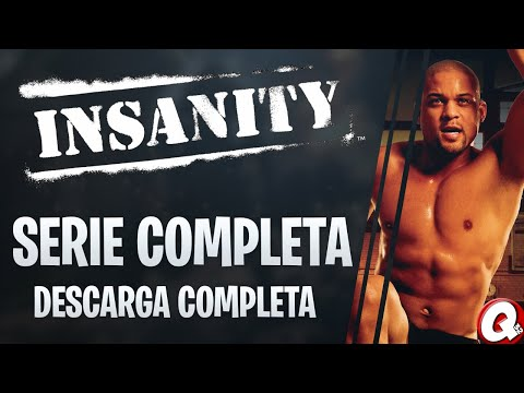 Insanity Workout |  Ejercicios Adelgazar | Serie Completa [FULL]