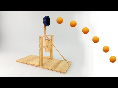 How to Make Catapult Using Popsicle Sticks