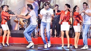 Hrithik Roshan and Yami Gautam's impromptu dance jig steals the show at the Mon Amour song launch