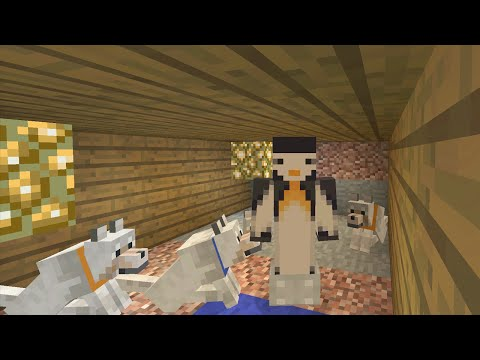 Minecraft Xbox - Series To Slay The Ender Dragon - Dog Home [Part 7]