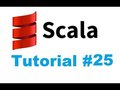 Scala Tutorial 25 - Reduce, fold or scan