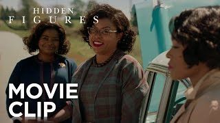 "Hidden Figures | ""Car Trouble"" Extended Clip | 20th Century Fox"