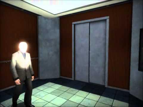 Garrys Mod: The Elevator w/ Jebus & Gamma - Part 1