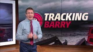 Tropical Storm Barry PSA