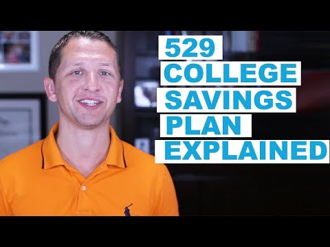 529 College Savings Plan Explained