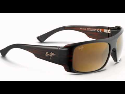 Maui Jim Sunglasses at Peter Ivins Eye Care Glasgow Optician