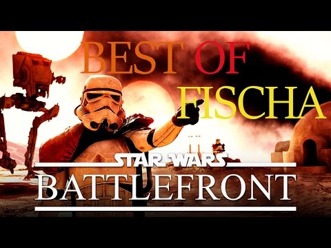 Best of Fischa | Star Wars Battlefront |  Best Kills and Killstreaks