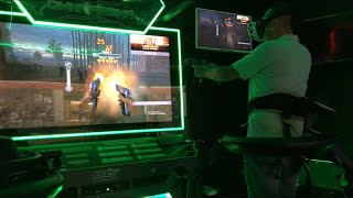 Virtual Reality Gaming | Zombie Survival | VR Zone Mexico