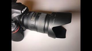 Nikon 28-300mm f/3.5-5.6 ED VRII Ultra-Zoom Lens In-depth Unboxing + Sample Images