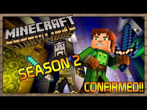 MINECRAFT: STORY MODE SEASON 2 [E3 REVEAL??] OUT July 11th!