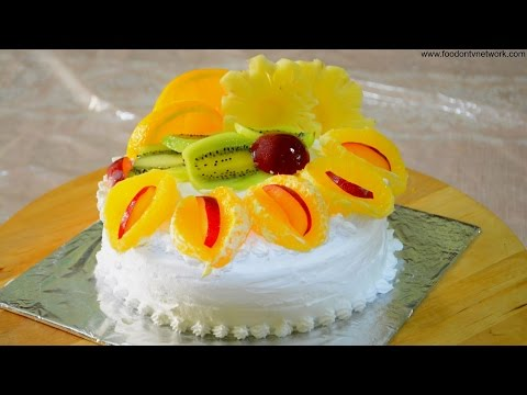 Amazing Fruit Cake Making Video