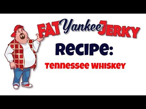 Tennessee Whiskey Beef Jerky Recipe (Jack Daniels TGI Fridays Sauce)