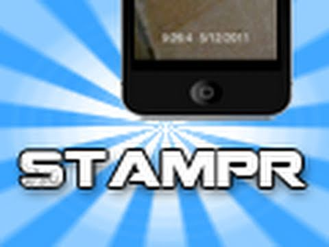 Stampr - Add Timestamps To The Photos On Your iDevice! **NEW FREE TWEAK!!**
