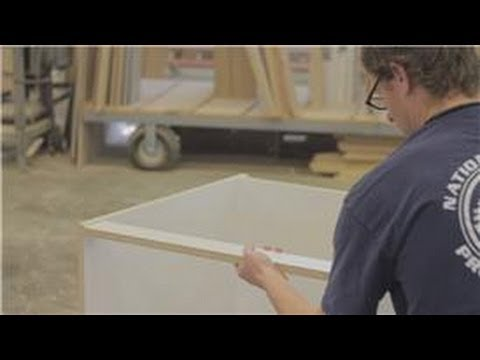 Cabinets 101 : How to Construct a Wall Cabinet