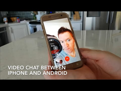 Video Chat Like Facetime With Using Google Duo on iPhone and Android