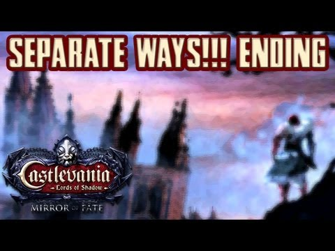 Castlevania Mirror of Fate FINAL BATTLE (SECRET ENDING SEPARATE WAYS 100% COMPLETE INCLUDED)