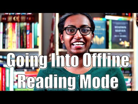 Going Into Offline Reading Mode