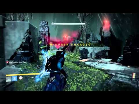 Destiny Vault of Glass Glitch