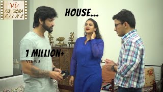 Husband Finds Wife With Her Friend HOUSE Hindi Short Film Six Sigma Films Duration 10 37