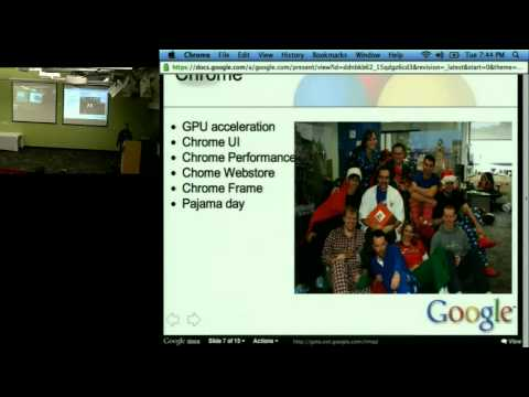 Google Canada & Life of a Montreal Googler