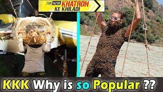 खतरों के खिलाड़ी इतना पॉपुलर क्यों हैं । Reason for the Popularity of Khatron Ke Khiladi