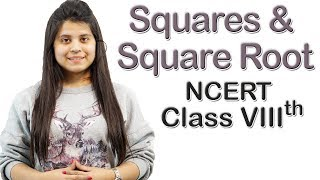Squares & Square Root Ex 6.1 Q 1 - NCERT Class 8th Maths Solutions