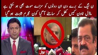 Model Town case | PM Nawaz, Punjab CM shahbaz shreef declared