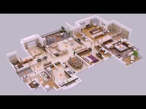 Home Plans With 4 Master Suites