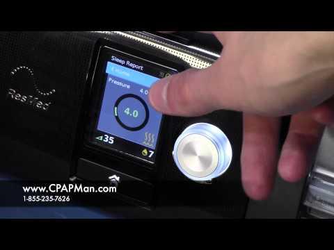 ResMed AirSense 10 CPAP Series
