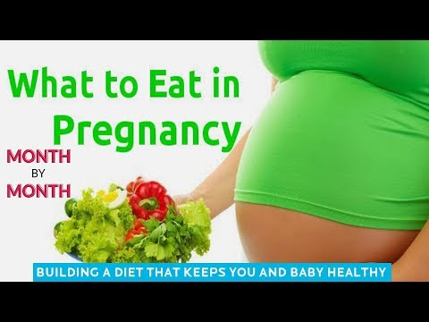 what to eat in pregnancy