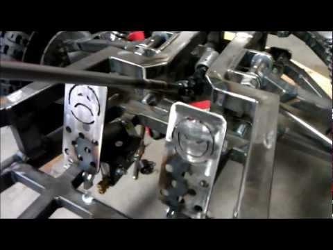 Gokart Update -- Brake and Gas Pedal Setup