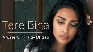 TERE BINA - FULL SONG OFFICIAL VIDEO || ANGREJ ALI & PAV DHARIA