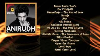 Sounds Of Madras - Music Box | Anirudh Ravichander