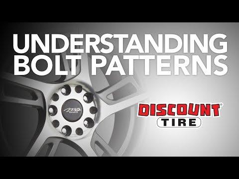 Understanding Wheel Bolt Patterns   Discount Tire