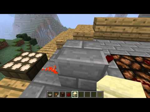 [1.12] How to make redstone lamps automaticly turn on at night in Minecraft