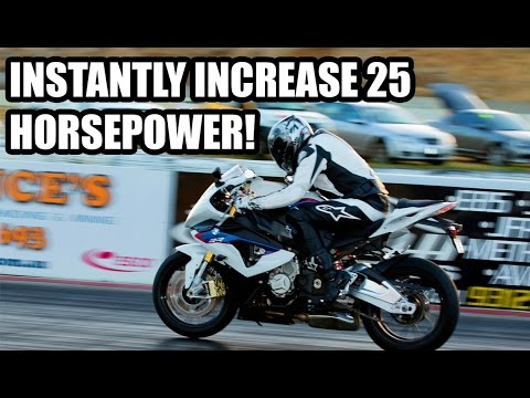 Instantly Increase Your Motorcycle Horsepower By 25! Maybe...