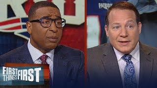 Eric Mangini talks Patriots as underdogs vs Chiefs & Pats