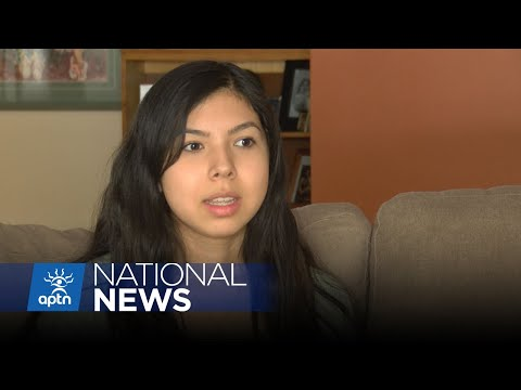 Miss Teen Ontario trying to raise awareness of on-reserve youth suicide | APTN News