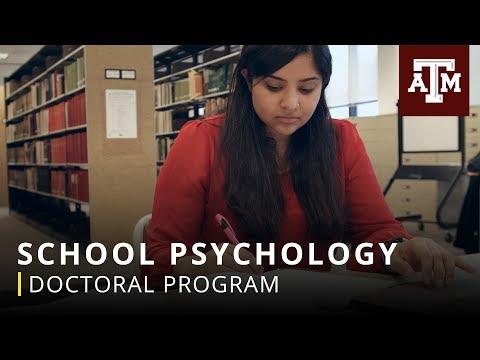 Graduate Program: School Psychology