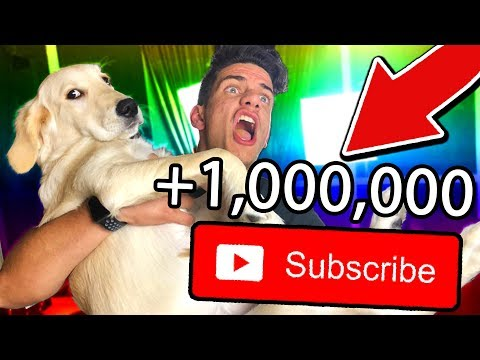 CAN THIS VIDEO GET 1 MILLION SUBSCRIBERS?!