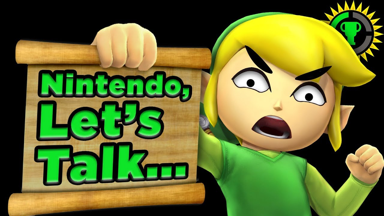 Game Theory: Dear Nintendo, I FIXED Your Timeline! (Zelda)