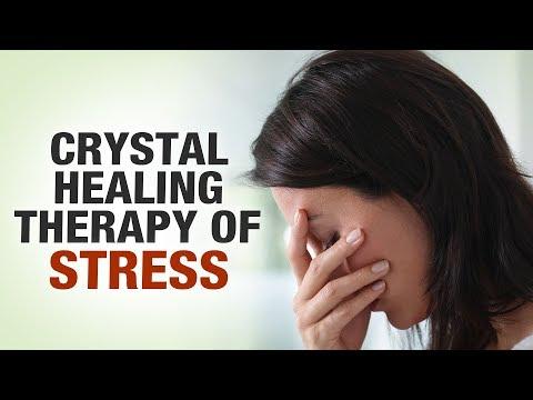 Crystal Healing Therapy of Stress - Dr. Anoop Agarwal - Crystals aur Hum