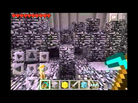 Minecraft: PE | Let's Play | Episode: 24 Nether Reactor At Bedrock!